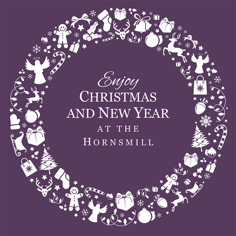 Christmas Party Venues in Chester - The Hornsmill